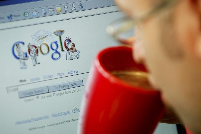 """""""Google"""" už neteisėtą duomenų rinkimą – 25 tūkst. dolerių bauda"""