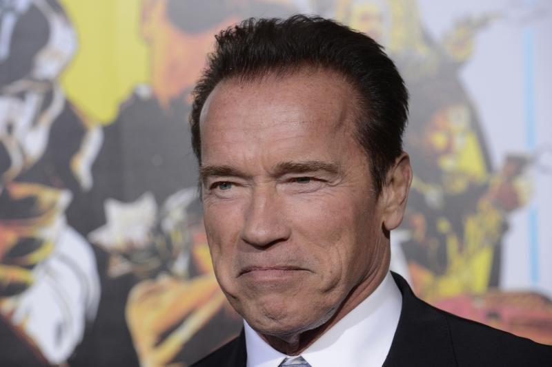 A. Schwarzeneggeris: su amžiumi seksas šiek tiek pasikeičia