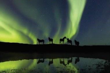 Šiaurės pašvaistės stebimos vis rečiau