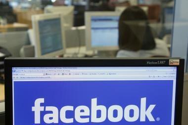 """Kuriame Britanijos mieste gyvena daugiausia """"Facebook"""" vartotojų?"""