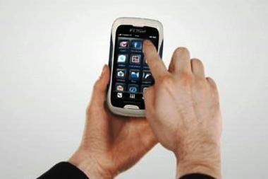 "Pristatytas elastingo telefono ""Fuse"" prototipas"