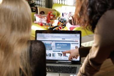Paros įvykiai: studentė užkibo ant internetinio sukčiaus kabliuko
