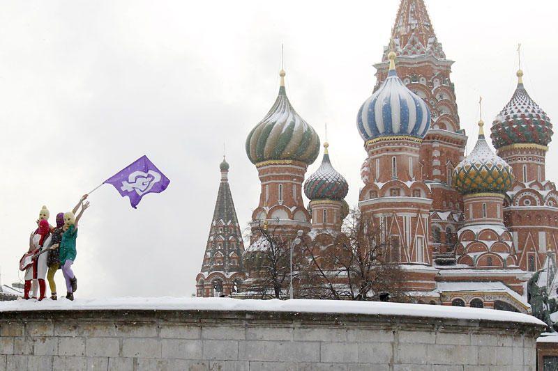 Rinkimų repeticijoje Maskvoje daugiausia balsuota už Petrą I