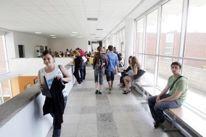 Vilniuje mokosi pusė visų Lietuvos studentų