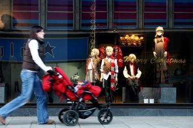 Kalėdines dovanas latviai perka paskutinę minutę