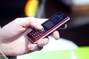 Sukurti gyventojų informavimo SMS žinutėmis sistemą nori trys konsorciumai