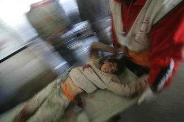 Dar viena mirtina Izraelio ataka