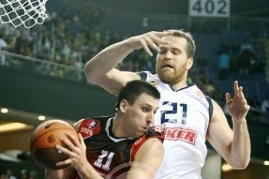 "Eurolyga: ""Fenerbahce Ulker"" – ""Lietuvos rytas"" 86:69"