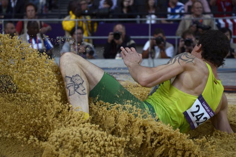 P.Mykolaitis olimpiadoje užėmė 26-ąją vietą