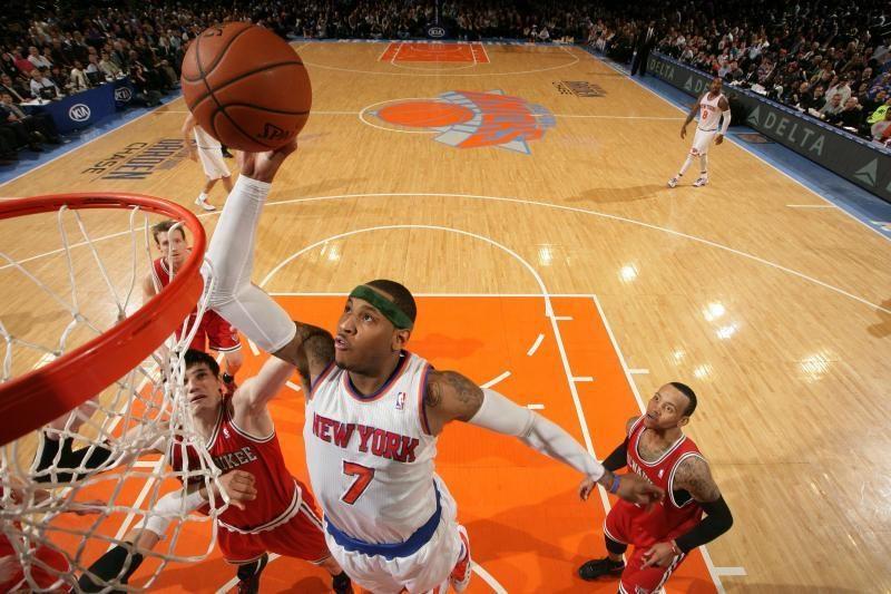 """NBA savaitė: geriausios citatos, stulbinanti """"Knicks"""" forma ir Big V"""