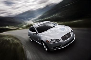 """Naujas """"Jaguar XF"""