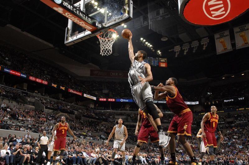 """""""Spurs"""" veteranas įgauna žvėrišką formą (rezultatai, top10)"""