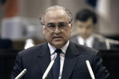Rusijos prezidento patarėjas V.Černomyrdinas vėl Kijeve