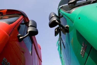 Rusijos vežėjai be tachografų Europoje nepageidaujami