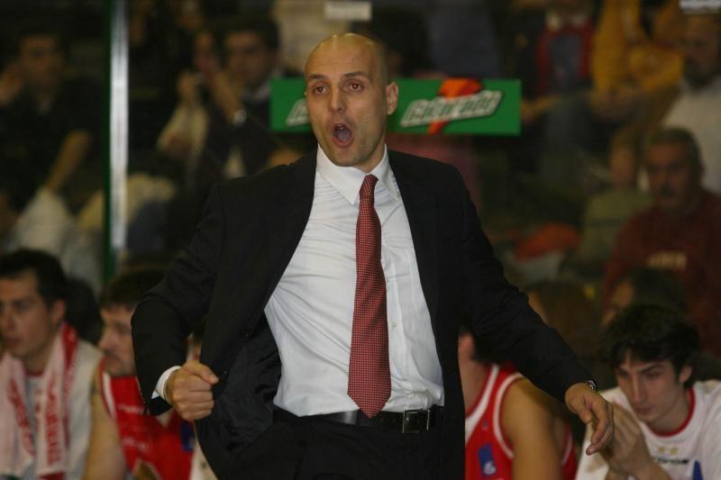 A.Džordževičius nori vadovauti Serbijos rinktinei olimpiadoje
