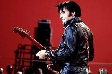 Elvis Presley – daugiausiai uždirbanti mirusi garsenybė