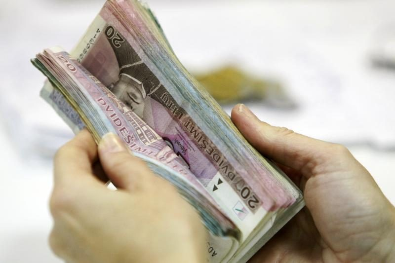 N. Mačiulis: šiemet gyvenimą gali gadinti dieninė mokesčių reforma