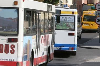Vilniaus rajone pinga kelionė autobusu