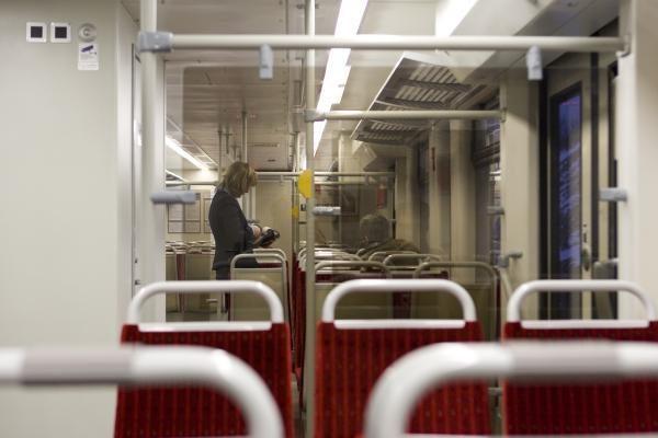 Dviaukščiams traukiniams Lietuvoje – ketveri
