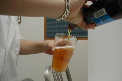 Vakar buvo galima gauti alkoholio