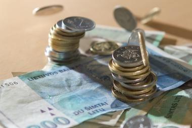 Profesinių sąjungų vadovų atlyginimai - nuo 500 iki 5000 litų