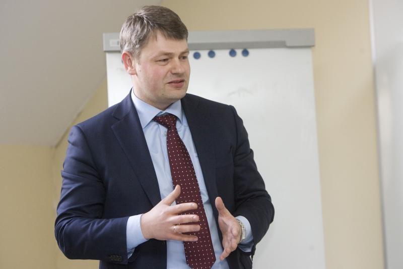 N. Udrėnas: Lietuvoje dujos turėtų būti pigesnės nei Vokietijoje