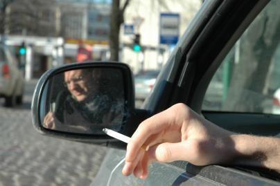 Tikrinamas vairuotojų blaivumas