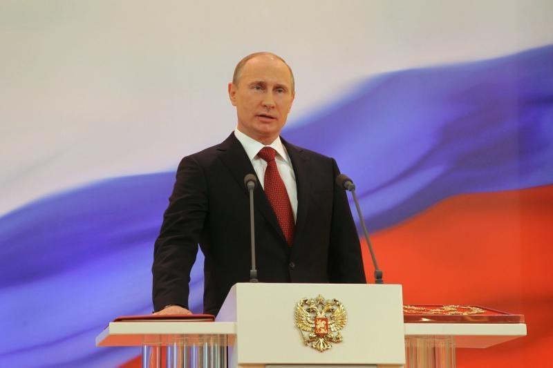 Kremlius ir toliau neigia V. Putino sveikatos problemas