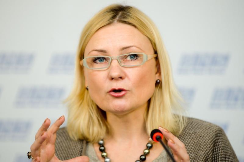 Avariją padariusi ekonomistė R. Vainienė atsisakė tikrintis blaivumą