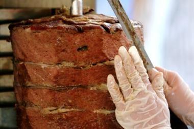 Sostinės kebabinės – mokestinių pažeidimų oazė