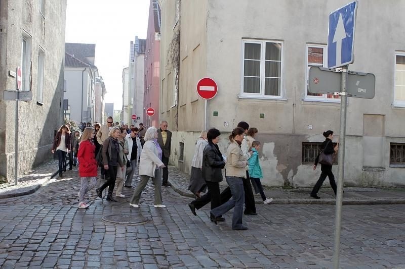 Pasaulinės turizmo dienos proga – pažintis su savo miestu