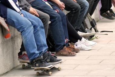 Jaunimo verslumo politika Lietuvoje: trūkumai, baimė ir praktika