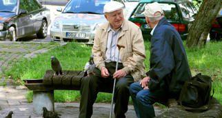 Vyriausybė: pensininkai pirmieji pajus šalies finansų būklės gerėjimą