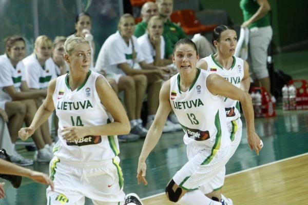 Europos moterų čempionatą Lietuva sieks rengti kartu su Baltarusija