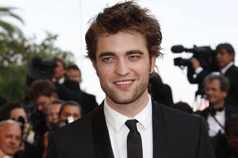 Robertas Pattinsonas bijo vaidinti komedijose