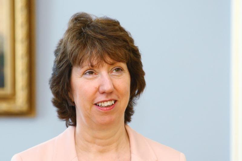 Lietuvoje prasidėjo ESBO ministrų susitikimas, į jį neatvyko C.Ashton