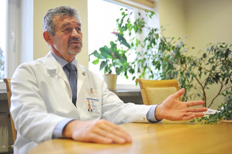 Ligoninių ir poliklinikų vadovams gresia atleidimas