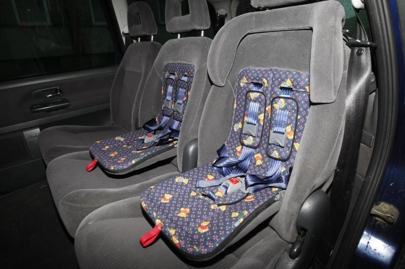 Uostamiesčio taksistams vaikų saugumas nerūpi