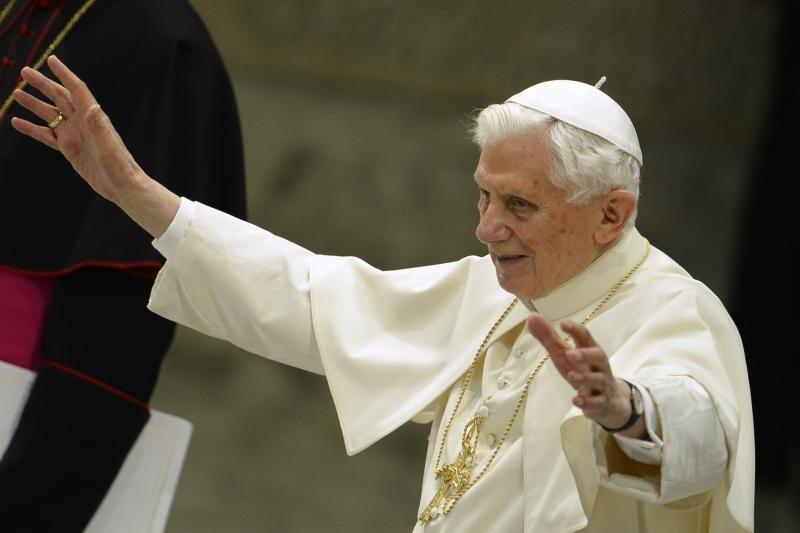 Popiežius iš savo apartamentų paskutinįkart palaimins tikinčiuosius