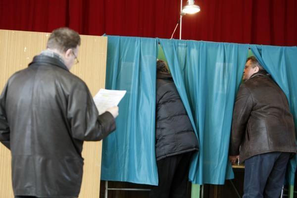 Rinkimuose jau balsavo penktadalis klaipėdiečių