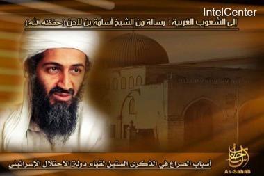 Osama bin Ladenas kaltina išsivysčiusias pramonės šalis dėl pasaulinio klimato atšilimo