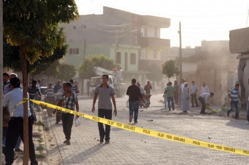 Per bombos sprogimą netoli Damasko žuvo 16 žmonių
