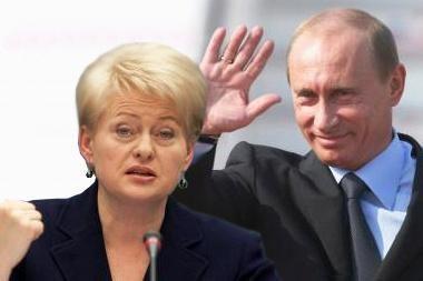 Lietuva slaptame Kremliaus dokumente minima kaip strateginė partnerė
