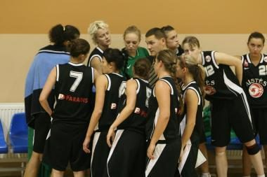 """""""LKKA-Aisčių"""" treneris A.Jasilionis: žaidžiame krepšinį, nes mums patinka jį žaisti"""