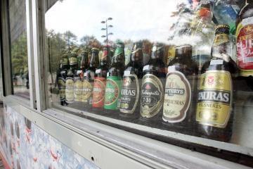 Siūloma taisyti Alkoholio kontrolės įstatymą