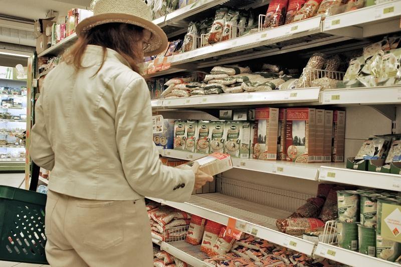 Pramonininkai: vidaus vartojimą stabdys augančios kainos
