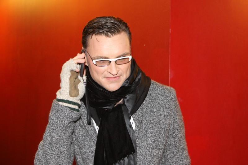 Į Lietuvą sugrįžusiam Ž. Grigaičiui - naujas verslas