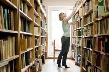 Nacionalinė bibliotekų savaitė: ką pasiūlys VU biblioteka?