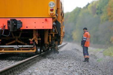 "Startuoja projektas ""Rail Baltica"""
