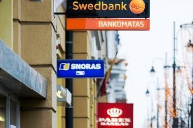 Šiųmečiai bankų nuostoliai perkopė milijardą (papildyta)